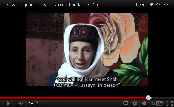 A short documentary on Ismailis of China