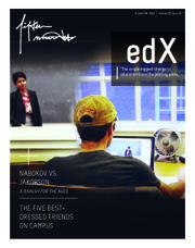 Harvard Professor Ali Asani on new Online Teaching Initiative: EdX