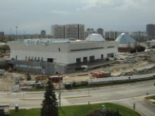 Aga Khan Wynford Park Construction October 2012-t