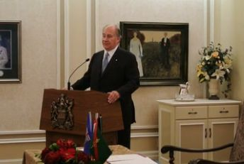 Video: His Highness the Aga Khan in Edmonton