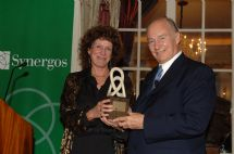 David Rockefeller Bridging Leadership Award Oct 2012
