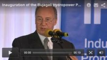 Video: Inauguration of the Bujagali Hydropower Plant