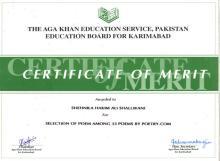 shehnila-shallwani-akes-certificate