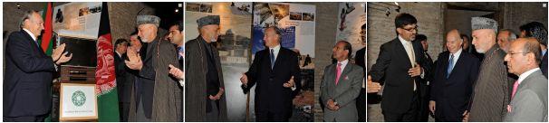 Timur Shah Mausoleum Opened