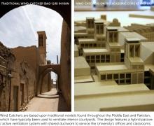 The Aga Khan University, Faculty of Arts & Sciences Master Plan