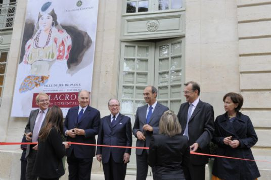 The Ismaili: Building on a duke's legacy: MawlanaHazarImam gives back in his own neighbourhood of Chantilly