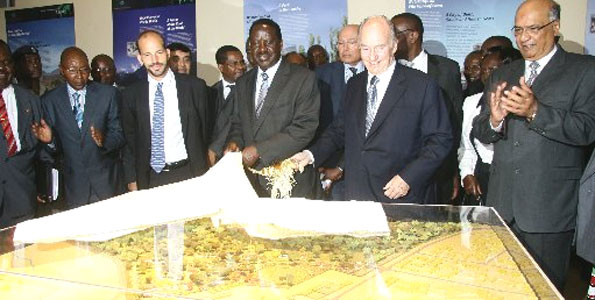 Aga Khan Trust signs Sh1.7bn deal with State for City Park's facelift