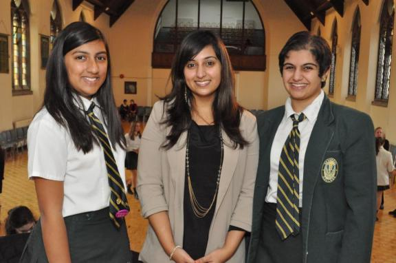 Havergal College: Sabrina Premji speaks about her experience with the Aga Khan Foundation