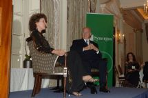 Transcript of a Conversation with His Highness the Aga Khan