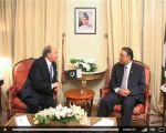 Prince Karim Aga Khan calls on President Zardari of Pakistan – December 10, 2012