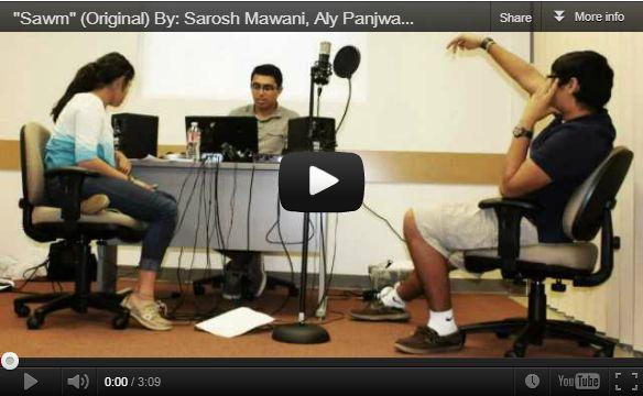 Sarosh Mawani Aly Panjwani Mehak Noorani