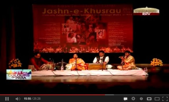 Colours of India - Episode 75: Aga Khan Trust for Culture's Jashn-e-Khusrau