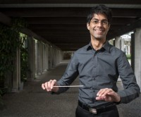 Our Campus: Hussein Janmohamed on life as a conductor