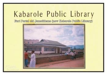 Fort Portal old Jamatkhana, now Kabarole Public Library, Uganda
