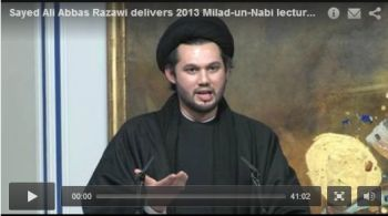 Sayed Ali Abbas Razawi