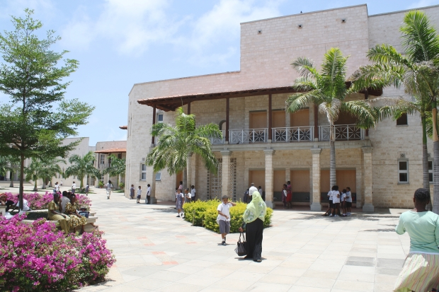 The Aga Khan Academy in Mombasa, Kenya, seeks out students with high academic and leadership potential, so they can be provided with an International Baccalaureate education. Photograph by: Monica Zurowski , Calgary Herald