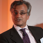 Abyd Karmali presented at climate change/carbon market conference, San Francisco
