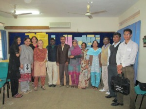 Training early childhood development teachers in Sylhet, Bangladesh - a blogpost by AKFC Fellow Madeleine Hamilton