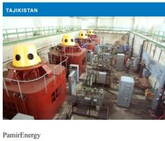 AKFED's Pamir Energy in Tajikistan: Government of Switzerland allocates additional grant