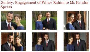 Prince Rahim Kendra Spears