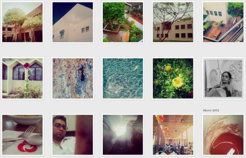 Raheel Lakhani's Instagram