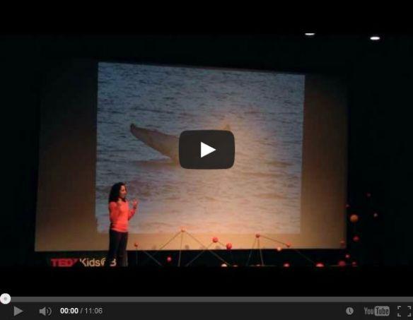 Selin Jessa TedX