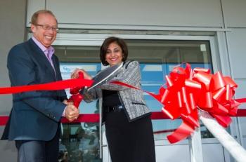 Naseem Somani - Winnipeg medical lab opens new digs