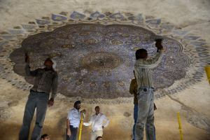 India: Conservation of Nila Gumbad kicks off