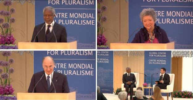 All related: Global Centre for Pluralism, Annual Lecture 2013