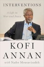 Videos of Kofi Annan's Lecture and Discussion on Diversity and Peace in the 21st Century