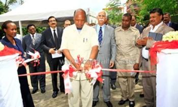 Aga Khan opens health centre in Arusha