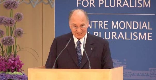 Video: Chairman His Highness the Aga Khan, Global Centre for Pluralism, Annual Lecture 2013