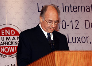 Remarks by His Highness the Aga Khan at a forum on Human Trafficking