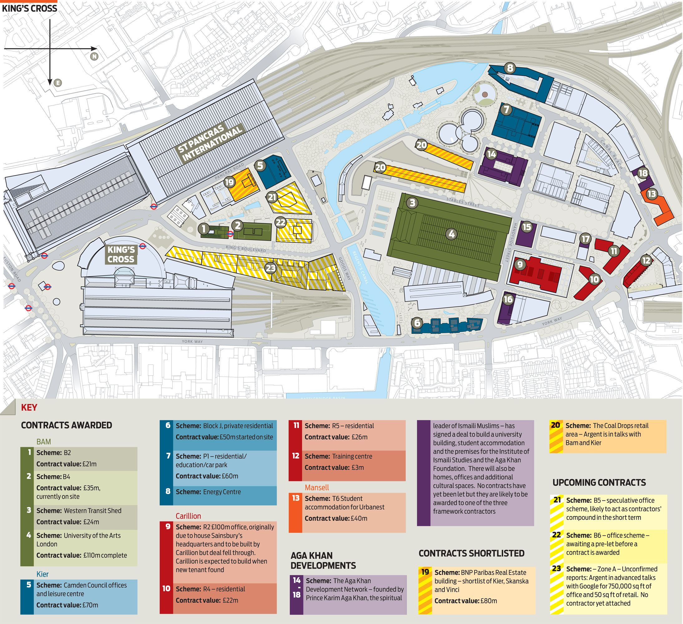 Network Floor Plan Layout Aga Khan Development Network Plots Within The Kings Cross