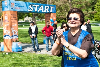 Sultan Mitha: 81 year old has raised over $200,000 for World Partnership Walk | Vancouver Sun