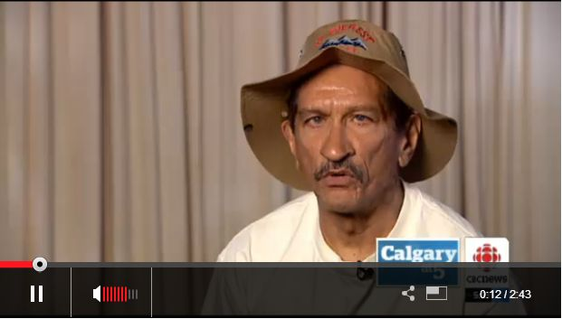 Video: Blind Albertan (Shabu Hussein) tackles Everest base camp - Calgary - CBC News
