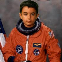 Photo Essay: A 9 Year Old Ismaili Boy's First Steps of Becoming an Astronaut