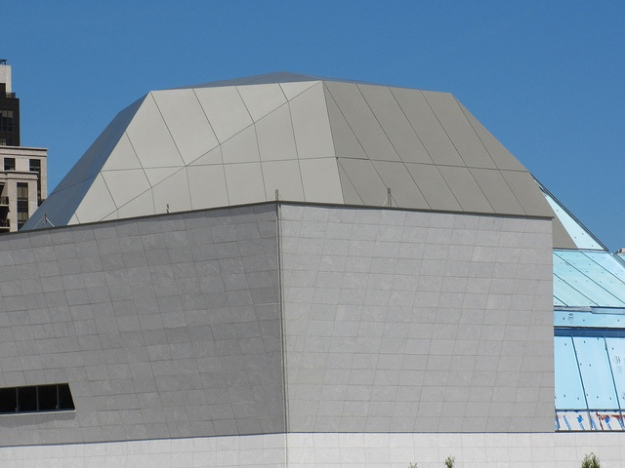Aga Khan Museum for Islamic Art and Culture & Ismaili Centre in Toronto June 4 2013