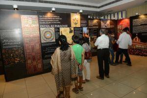 Lesser known work of Khusrau on display