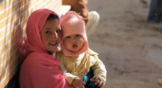 Bamyan Hospital offers Health and Hope to Afghan families