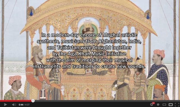 Vol. 9: In the Footsteps of Babur: Musical Encounters from the Lands of the Mughals