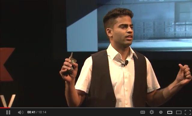 Hussein Charania at TEDxCalgary