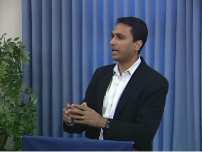 Standing Your Sacred Ground: Talk by Eboo Patel given at Theosophical Society in America