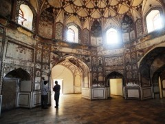 With the financial help of Norway, Aga Khan Trust for Culture to Conserve and Restore the Mogul era Royal Bath in Lahore