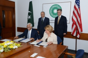Overseas Private Investment Corporation of USA to Provide Financing for Expansion of Aga Khan University Hospital in Pakistan