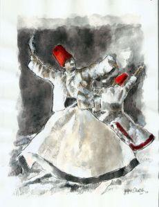 Rumi's Ghazal (Ode) 258