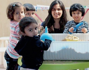 Lessons in pluralism - An early learning childcare centre in Dubai