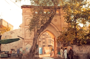 Walled city of Lahore: Six degrees of restoration