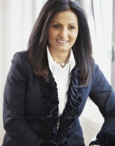 Almas Jiwani honored with 1st Annual Gender and Environment Sustainability Award