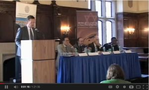 Georgetown University Berkley Center: Symposium on the State of West-Islamic Dialogue